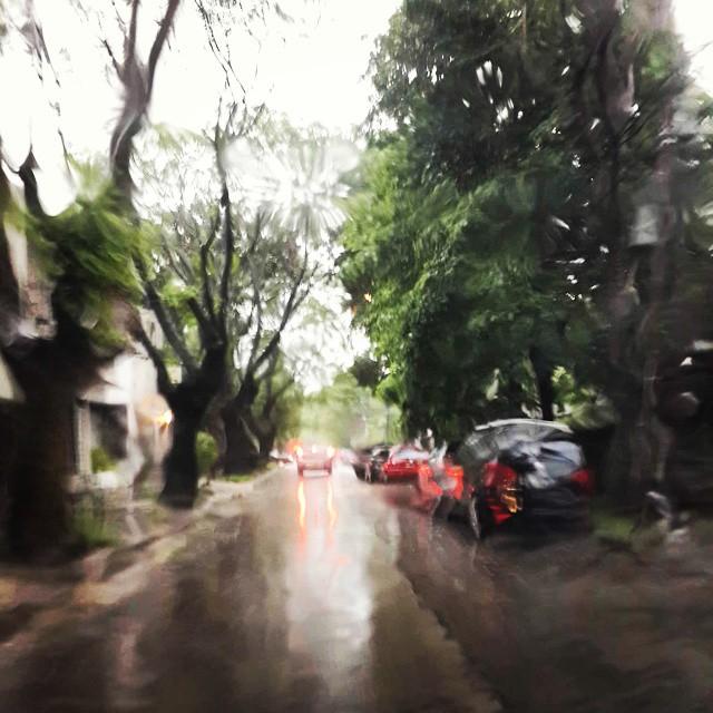 Mañana lluviosa