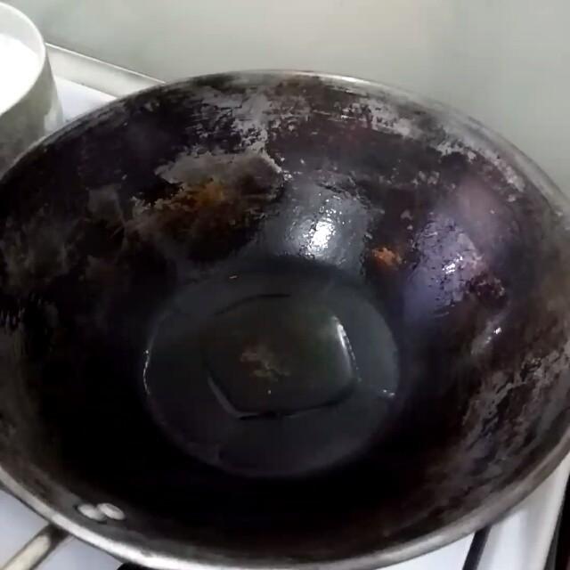 La previa del wok.
